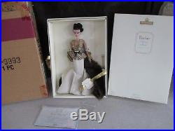 Chataine Silkstone Barbie MIB -WithSHIP- B4425 FAO Excl EXTREMELY RARE HTF