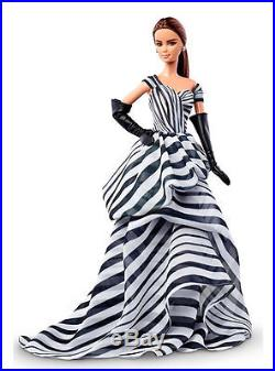 Chiffon Ball Gown Barbie Doll 2015 #DGW59 Platinum label NRFB