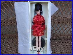 Chinoiserie Red Moon Barbie Silkstone Gold Label 2004 NRFB