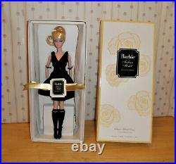 Classic Black Dress Silkstone Barbie 2016