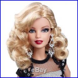 Classic Evening Gown Barbie Doll 2014 #CGT31 Platinum label NRFB