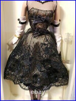 Cocktail Dress Silkstone Barbie Doll 2012 Gold Label Mattel X8253 Nrfb