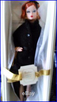 Collectible Barbie Doll 1stsilkstone Fao Schwarz Fashion Editor 2000 #28377