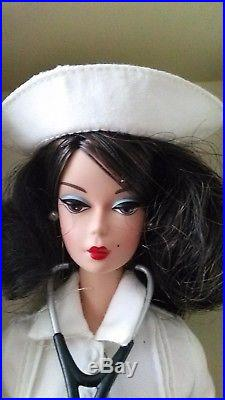 Collectible Barbie Doll Silkstone The Nurse Nrfb Doll
