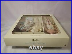 Continental Holiday Silkstone Barbie Doll Giftset 2001 Limited Ed Mattel 55497