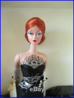 Dahlia Silkstone Barbie Platinum Label Nrfb