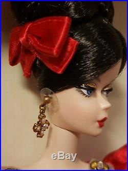 Darya Silkstone Barbie Doll 2010 Gold Label Mattel T7675 Signed Robert Best Nrfb