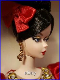 Darya Silkstone Barbie Doll 2010 Gold Label Mattel #t7675 Mint Nrfb