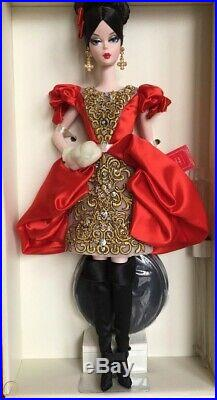 Darya Silkstone Barbie Doll Gold Label Russian Collection NRFB MINT