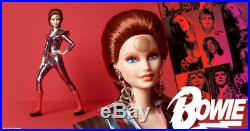 David Bowie BARBIE Signature Doll Mattel Ziggy Stardust Space Suit PRE-ORDER