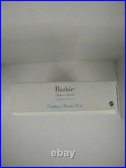 Delphine Fashion Collection Model Silkstone Barbie Limited Edition NRFB 26929