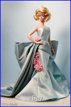 Delphine Silkstone Barbie Gold Label New Nrfb Mint