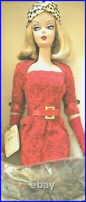Dropdead Gorgeous 2005 RED HOT REVIEWS Silkstone Barbie NFRB