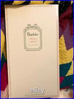 Dropdead Gorgeous Lavender Luxe Silkstone Barbie Nrfb/box Mint