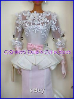 EVENING GOWN 2012 BFMC SILKSTONE DOLL Gold Label 5700 (AA) Barbie W3426 NRFB C9