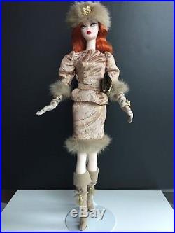 Ekaterina Silkstone Barbie Mib