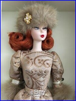 Ekaterina Silkstone Barbie Nrfb Russian Collection