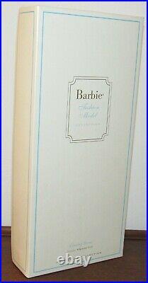 Evening Gown AA Silkstone Fashion Model Barbie Doll #W3426 NRFB Gold Label 5,700