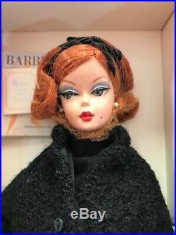 FAO SCHWARZ Silkstone Barbie Fashion Editor New In Box