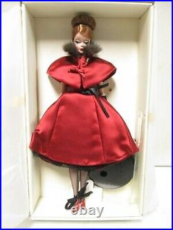 FAO Schwarz Limited Edition Barbie Fashion Model Collection Ravishing in Rouge