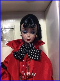 Fashion Designer Silkstone Barbie Doll 2001 Fao Schwarz Limited Edition 53864