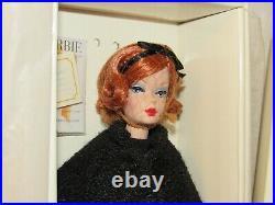 Fashion Editor Silkstone Barbie #28377 NRFB 2000 Limited Edition FAO Schwarz