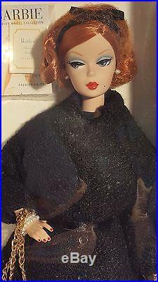 Fashion Editor Silkstone Barbie yr 2000, Ltd Ed designed for FOA Schwarz NRFB
