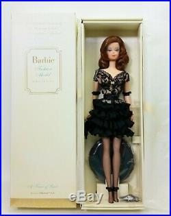 Fashion Model Collection Silkstone Barbie A Trace of Lace No. G7212 NIB