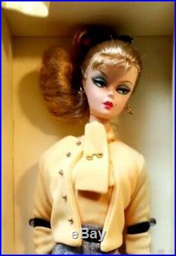 Fashion Model Collection The Secretary Silkstone Barbie, Item #L7322 NRFB