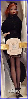 Fashion Model FASHION EDITOR Silkstone Barbie Item #28377 NRFB