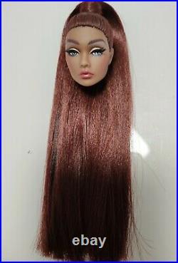 Fashion OOAK Poppy Parker Doll Head Perfect FR Royalty Barbie Silkstone