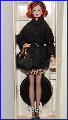 Fashion editor Silkstone Barbie Doll Gold Label Limited Edition NRFB
