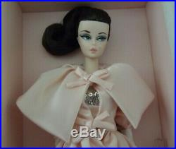 Finale 2015 BFMC Exclusive Silkstone Blush Beauty Cape Collared Coat Barbie Doll