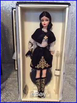 Fiorella Luciana Gianfranco Dulicissima Italian Silkstone Barbie Complete Set