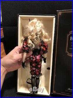 Fiorella Silkstone Barbie Doll 2013 Gold Label Mattel Bcp81