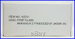 First Class Monsieur Z Doll Produced By Jason Wu No. MZ001 NRFB