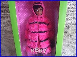 Francie Fuchsia'N Fur Barbie 2012 BFC Exclusive Silkstone NRFB MIB + Shipper