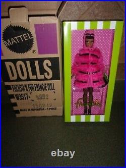 Francie Fuchsia and Fur 2012 Gold Label silkstone doll