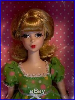 Francie Nightly Brights Giftset Gold Label Silkstone Barbie Fan Club Exclusive