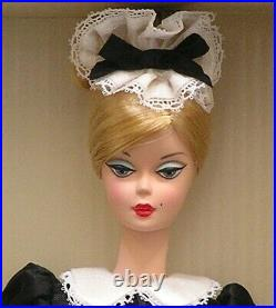 French Maid Silkstone Barbie BFMC NRFB 2006 Gold Label 5200 WW Mattel J0966