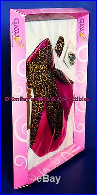 GAW 2012 Barbie CAST PARTY BROADWAY GLAMOUR Convention Silkstone Fashion NRFB