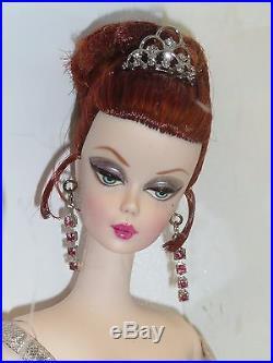 GAW 2014 25th Silver Celebration Silkstone Barbie for Grant A Wish