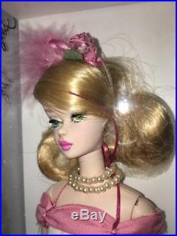 GAW 2018 Off To The Races Derby Style Silkstone Barbie for Grant A Wish Signed