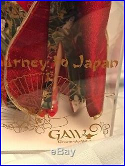 GAW 2019 Grant a Wish Barbie Convention JOURNEY TO JAPAN Silkstone Doll