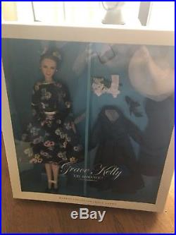 GRACE KELLY The Romance Gold Label Silkstone Barbie 2011 NRFB