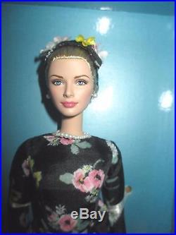 GRACE KELLY The Romance Silkstone Barbie Gold Label NRFB