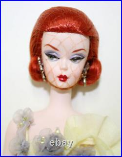 Gala Gown Fashion Model Silkstone Barbie Doll Robert Best Mint Shipper Pristine