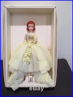 Gala Gown Silkstone Barbie Fashion Model NRFB 2011 Gold Label 6,500 Worldwide