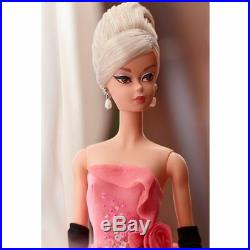 Glam Gown Silkstone Barbie Doll BFC Exclusive MINT BOX