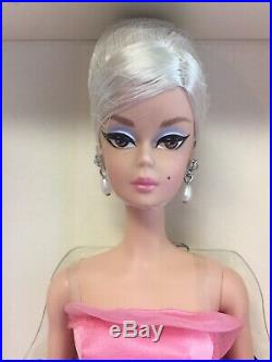 Glam Gown Silkstone Barbie NRFB Fashion Model Collection Gold Label